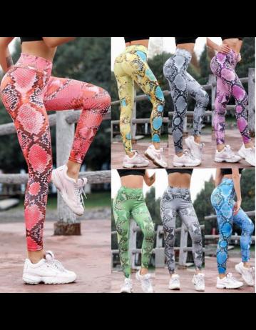 Yoga Fitness Leggings Gym Stretch Sports Pants