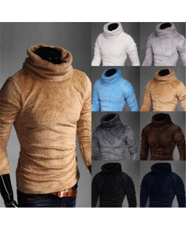 Men Turtleneck Sweater