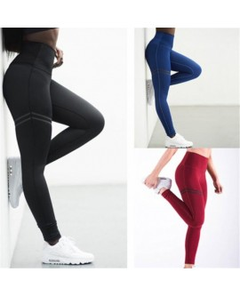 High Elastic Fitness Sport Leggings Sportswear