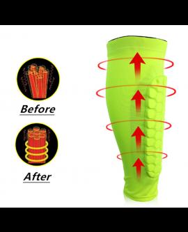 Football Leg Guards Soccer Professional Anti-Crash Calf Protector