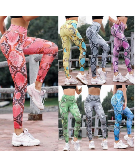 Yoga Fitness Leggings Gym Stretch Sports Pants