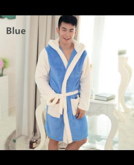 Winter Unisex Panda Animal Pajamas Bathrobe Sleepwear