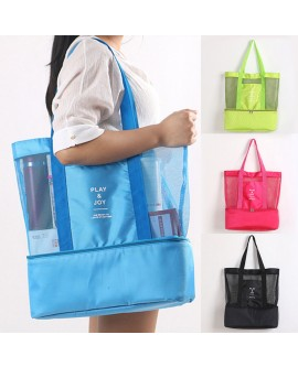Handheld Lunch Insulated Cooler Bag