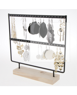 Earrings Display Organizer Holder