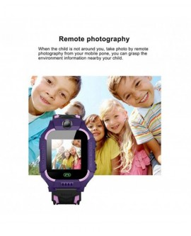 Q19 Smart Watch For Kids Children Smartwatches Positioning Touch Screen Camera