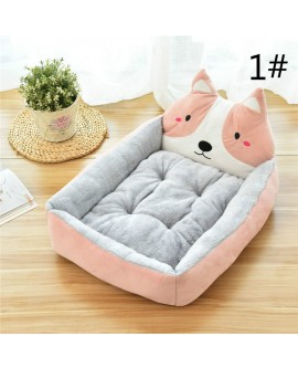 Dog Cat Durable Kennel Bed