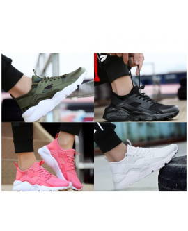 Trendy Trainers Sneakers Lace Up Shoes