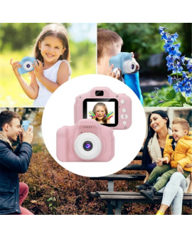Mini Rechargeable Shockproof HD Camera Camcorder For Children