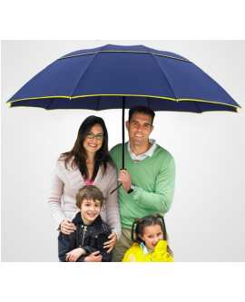 Outdoor Big 3 Folding Rain Sun Umbrella