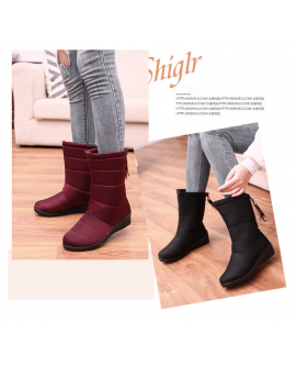 Winter Warm Women Snow Boots Ankle Shoes