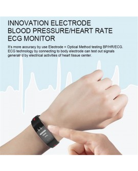 P3 ECG/PPG Smart Watch