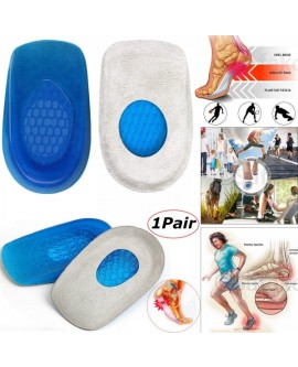 Silicone Support Shoe Pads