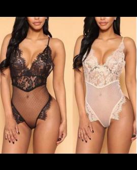 Sexy Lingerie Lace G-String Nightwear