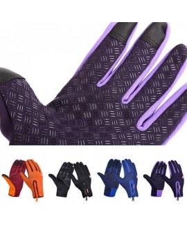Windproof Outdoor Full Finger Glove